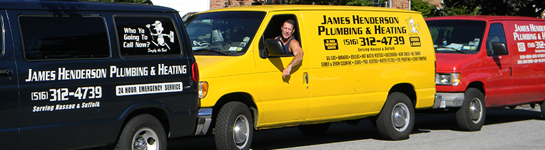 Suffolk County Hot Water Heater Replacement | James Henderson Plumbing and Heating | Suffolk County, NY | (631) 473-0522